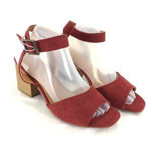 Universal Thread Womens Sandals Megan Ankle Strap